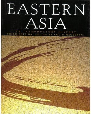 Cover of Eastern Asia