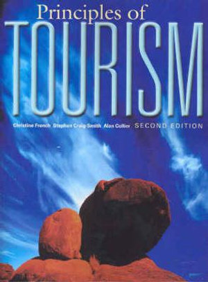 Cover of Principles of Tourism