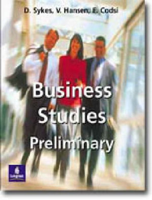 Cover of Business Studies