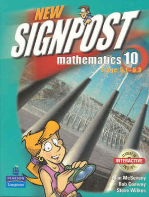 Cover of New Signpost Mathematics 10