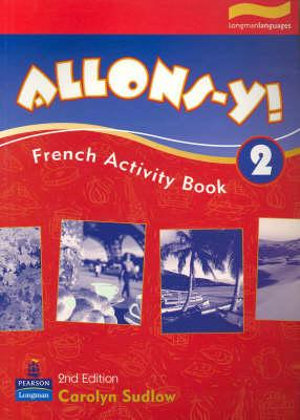 Cover of Allons-y! 2