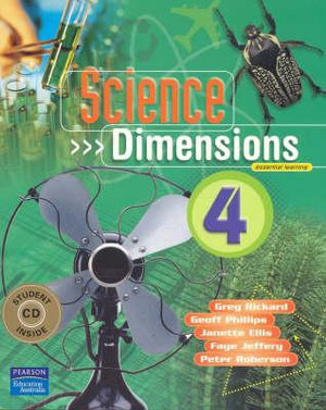 Cover of Science Dimensions 4 Complete Student Pack