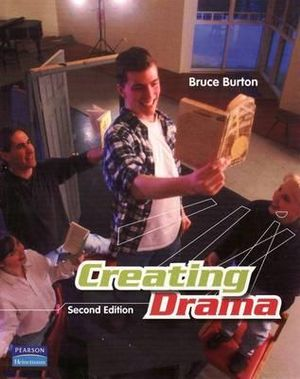 Cover of Creating Drama - 2nd Edition