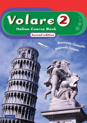 Cover of Volare 2 Course Book - 2nd edition