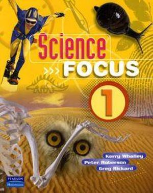 Cover of Science Focus One
