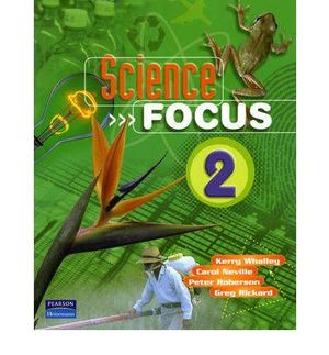 Cover of Science Focus 2