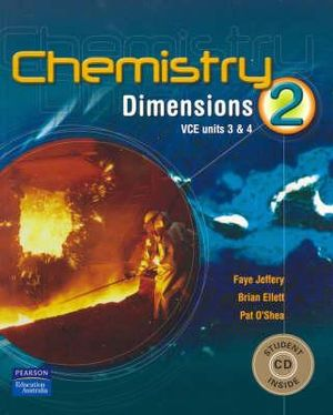 Cover of Chemistry Dimensions 2 Coursebook