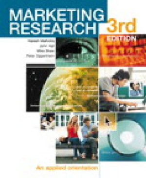 Cover of Marketing Research (Aust)