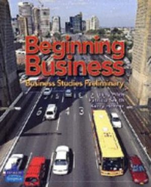 Cover of Beginning Business