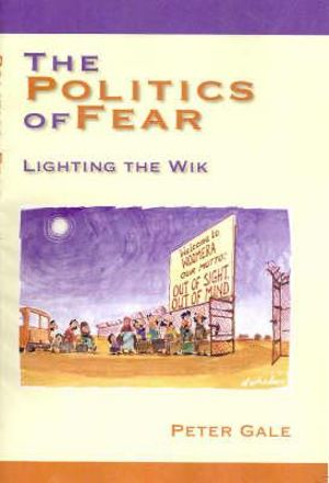 Cover of The Politics of Fear