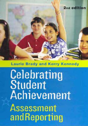 Cover of Celebrating Student Achievement