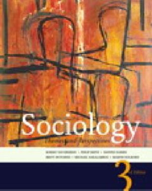 Cover of Sociology