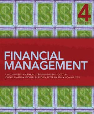 Cover of Financial Management Main Text