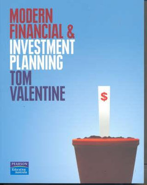 Cover of Modern Financial and Investment Planning