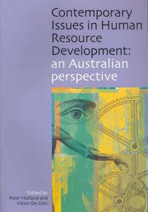 Cover of Contemporary Issues in Human Resource Development