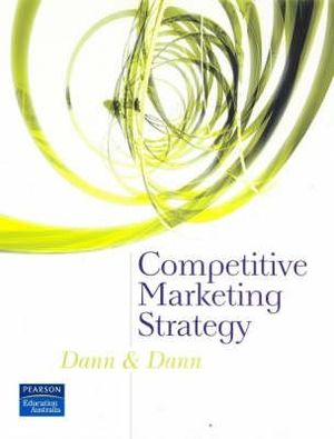 Cover of Competitive Marketing Strategy