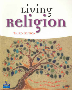 Cover of Living Religion