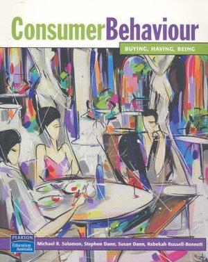 Cover of (Aust)Consumer Behaviour