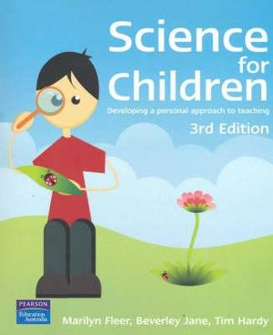 Cover of Science for Children