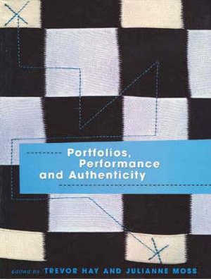 Cover of Portfolios, Performance and Authenticity