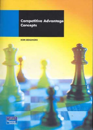Cover of Competitive Advantage