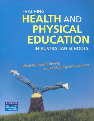 Cover of Teaching Health and Physical Education In Australian Schools