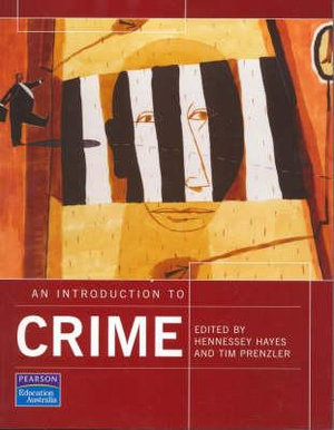 Cover of An Introduction to Crime