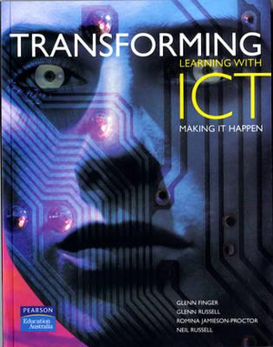 Cover of Transforming Learning with ICT Making IT Happen