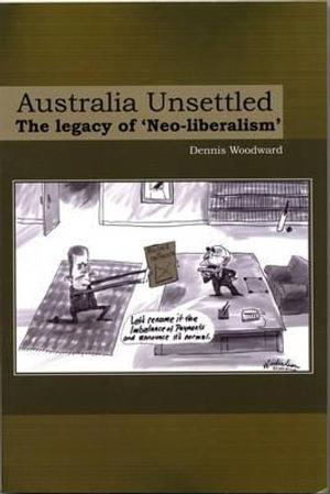 Cover of Australia Unsettled