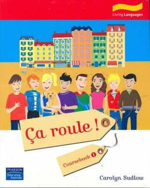 Cover of Ca Roule! 1 Coursebook