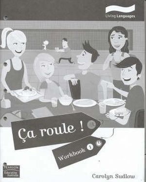 Cover of Ca Roule! 1 Workbook