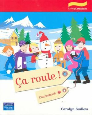 Cover of Ca Roule! 2 Coursebook