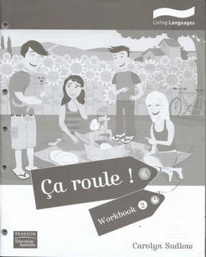 Cover of Ca Roule! 2 Workbook