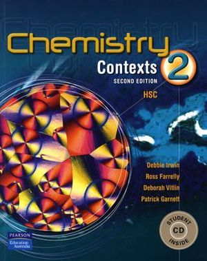 Cover of Chemistry Contexts 2 (2nd edition)