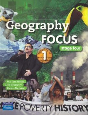 Cover of Geography FOCUS 1 Stage Four
