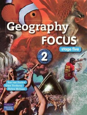 Cover of Geography Focus 2 Coursebook
