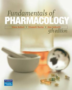 Cover of Fundamentals of Pharmacology