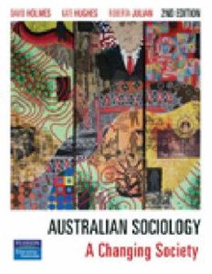 Cover of Australian Sociology