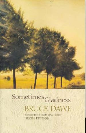 Cover of Sometimes Gladness 6th Edition
