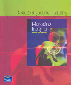 Cover of Marketing Insights