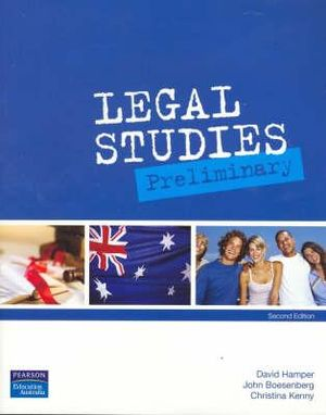 Cover of Legal Studies Preliminary