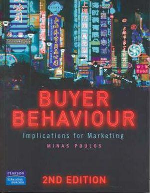 Cover of Buyer Behaviour