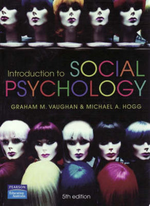 Cover of Introduction to Social Psychology