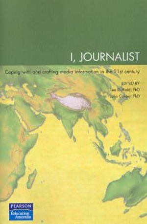 Cover of I, Journalist