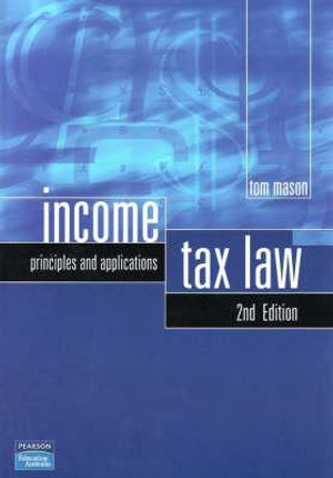 Cover of Income Tax Law