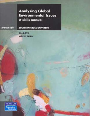 Cover of Analysing Global Environmental Issues: a skills manual