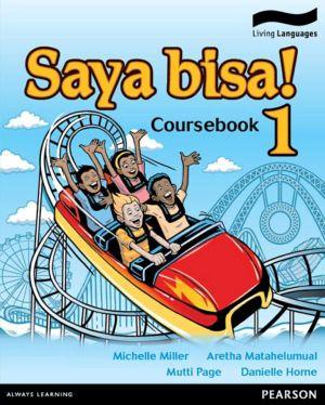 Cover of Saya Bisa! Coursebook 1