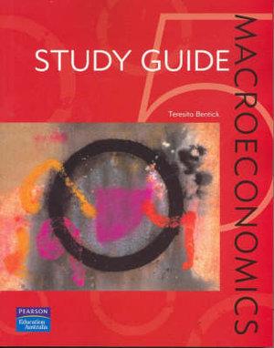 Cover of Macroeconomics Study Guide