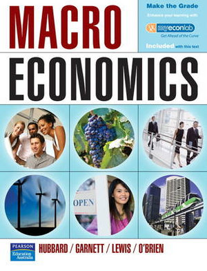 Cover of Macroeconomics (Aus)