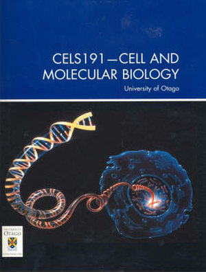 Cover of CELS191 Cell and Molecular Biology (MSGO)